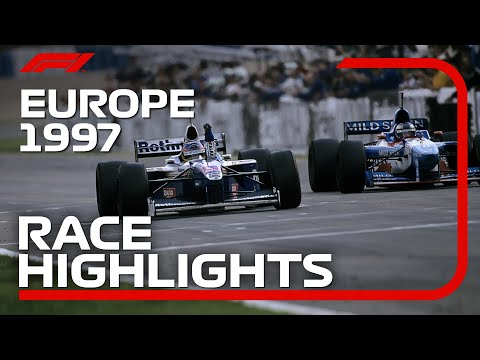 1997 European Grand Prix: Race Highlights