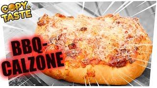 Die BBQ-CALZONE!!! Geht das? 🔥🥩🍕 Copy & Taste #CaT