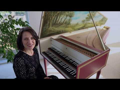 Early Music Day 2020 Hanna Balcerzak plays Bach: Italian Concerto BWV 971