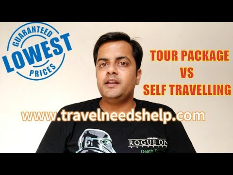 Tour Packages Vs Self Travelling...THAILAND