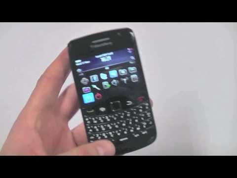 BlackBerry Bold 9780 Review