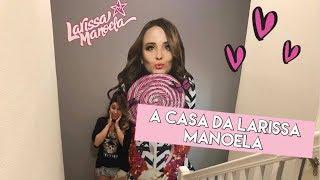 TOUR PELA CASA DA LARISSA MANOELA