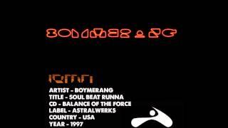(((IEMN))) Boymerang - Soul Beat Runna - Astralwerks 1997 - Drum & Bass