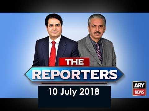 The Reporters 10th July 2018-What is PML-N planning on Nawaz Sharif's return?