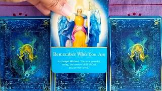 June 11 - 17, 2018 Weekly Angel Tarot & Oracle Card Reading