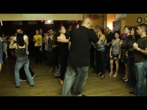 Salsa Party in Harlem NYC