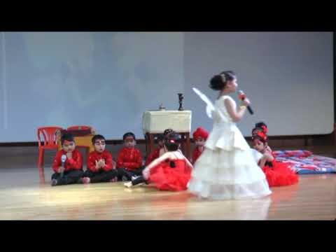 English Drama Competition: LKG S(22nd March 2018)