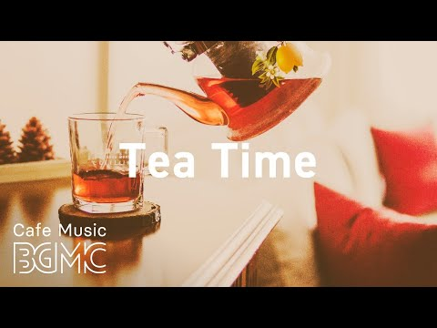 Tea Time: Afternoon Tea Jazz - Soft Instrumental Piano for Work, Study, Reading at Home
