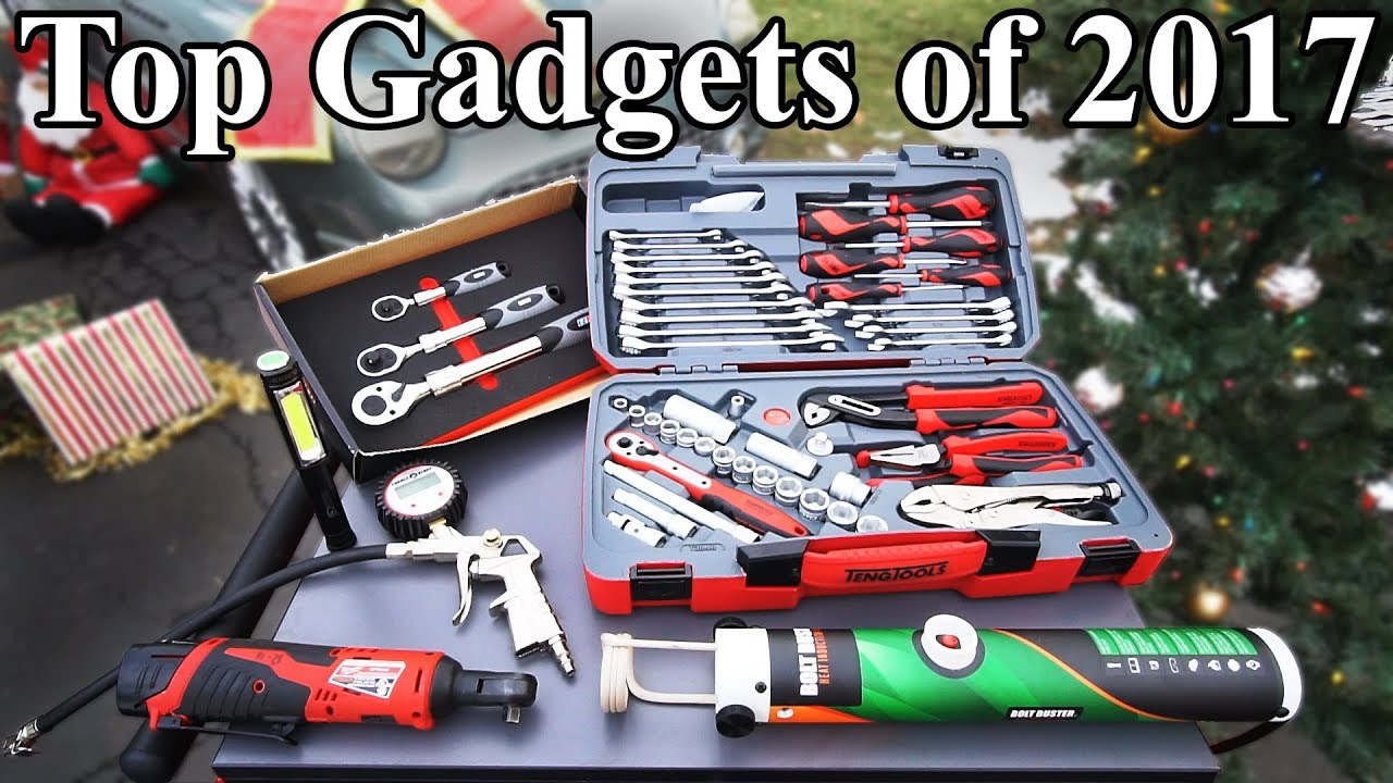 top 5 car guy gadgets and tools of 2018 christmas gift ideas