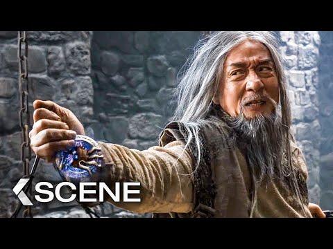 Jackie Chan Vs Arnold Schwarzenegger Prison Escape Scene - THE IRON MASK (2020)