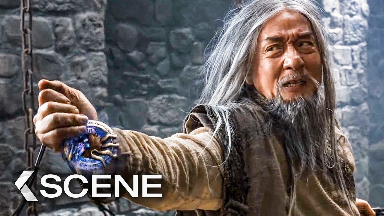 Download Jackie Chan vs Arnold Schwarzenegger Prison Escape Scene - THE IRON MASK (2020)