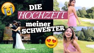 DIE HOCHZEIT MEINER SCHWESTER - Mein Look