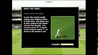 EA Cricket 2012 GamePlay By HannyGamez