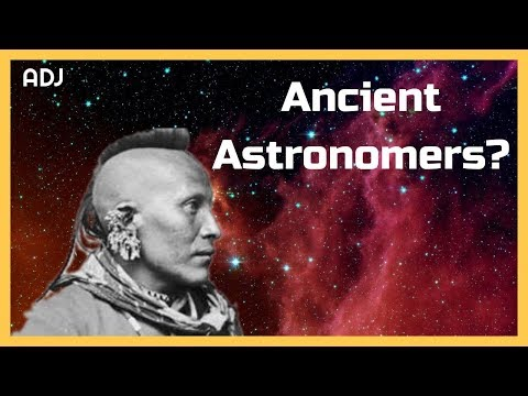 The Most Astronomically Advanced Native American Society- The Pawnee