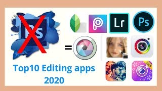 10 Best Photo editor Apps for Android in 2020