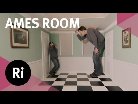 Tales from the Prep Room: The Ames Room