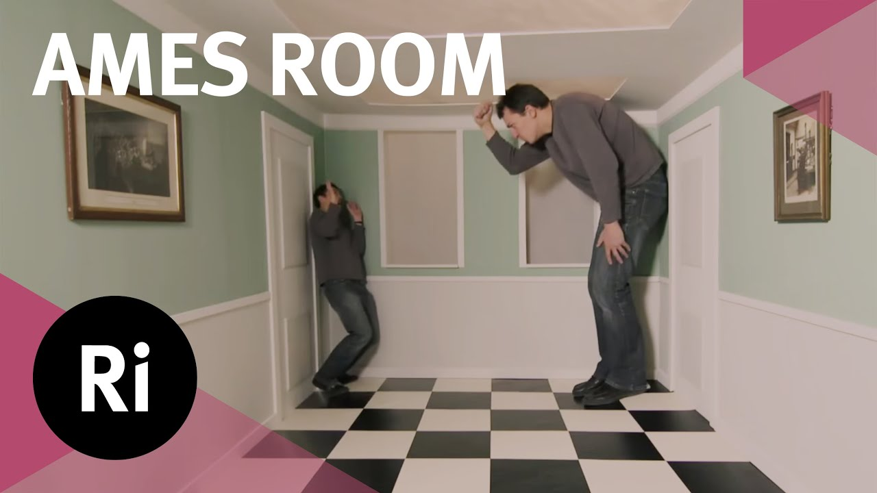 Tales From The Prep Room The Ames Room Youtube