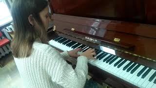 Soft Mozart Recital 2019 2020 Варвара 10 лет У Гиллок Аргентина