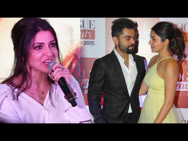 Anushka Sharma's BEST Reply On Affair With Virat Kohli