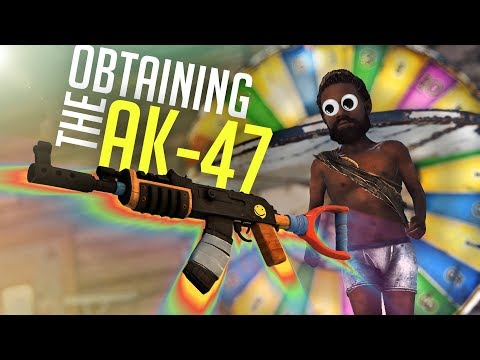GOING BIG OBTAINING the AK-47 - Rust thumbnail