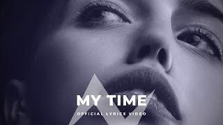 Alan Walker Style , Albert Vishi - My Time (Lyrics Video)