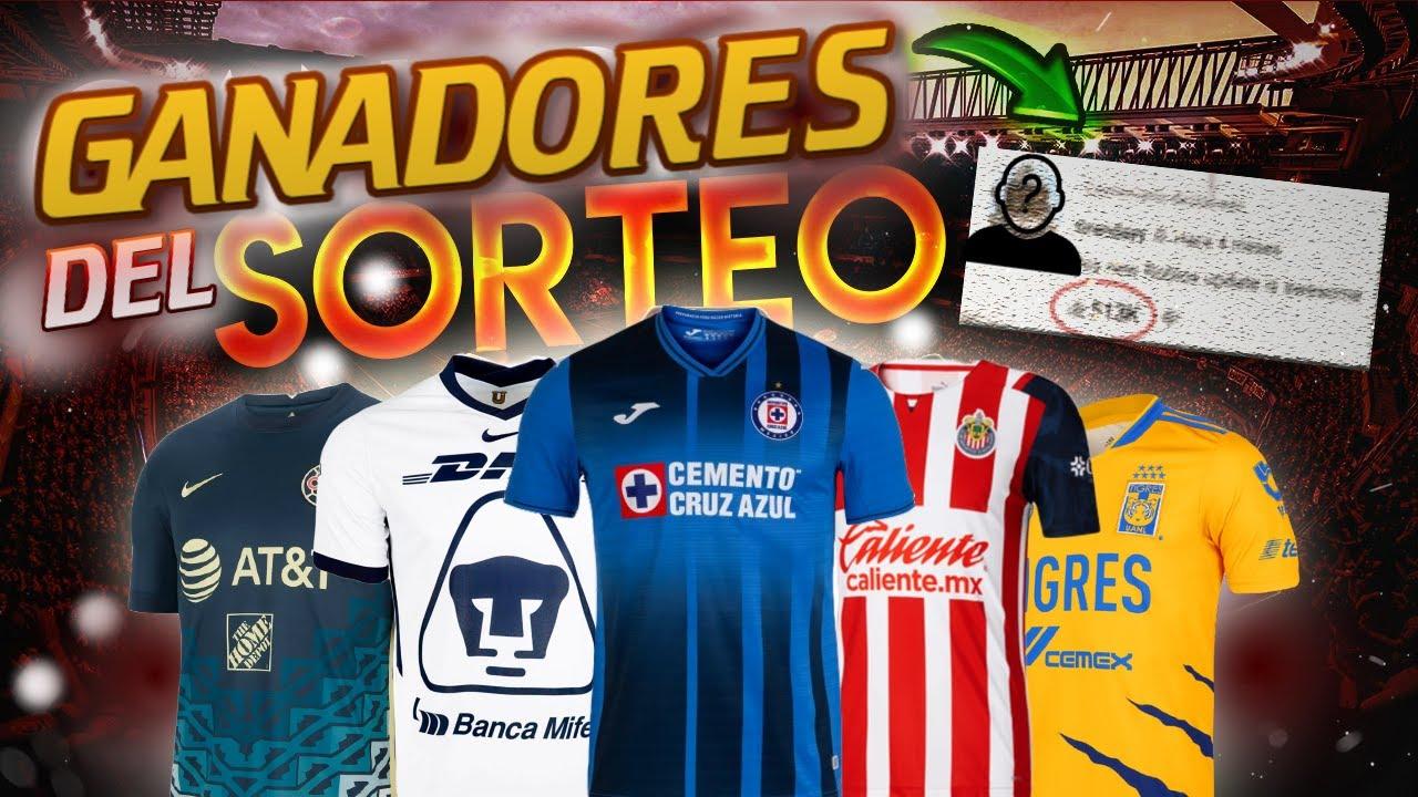 ¡GANADORES DEL SORTEO DE  3 JERSEYS POR LOS 100K | FUTBOL CON HUEVOS AL AIRE