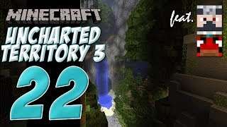 Minecraft Uncharted Territory 3 feat Etho and Pause - EP22 - Sticky Situations