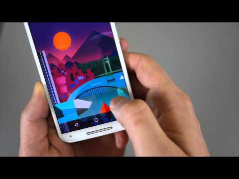 "Moto X (2nd gen) Android 5.0 ""Lollipop"" Tour!"