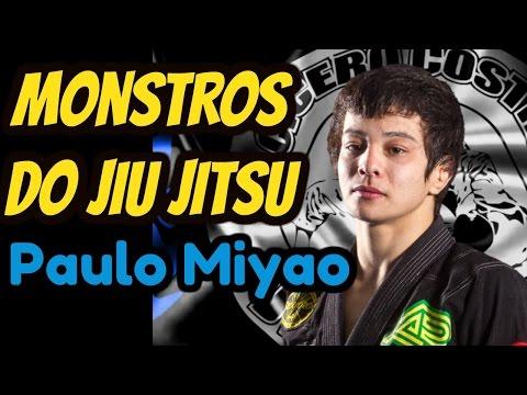 Monstros do Jiu Jitsu Paulo Miyao