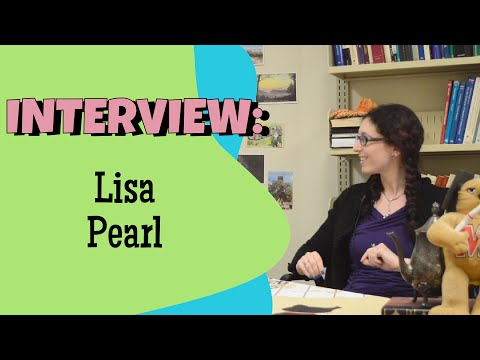 Interview with Lisa Pearl