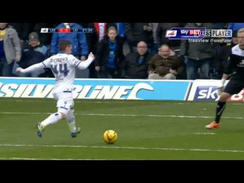 Highlights: Leeds United 0-1 Leicester City