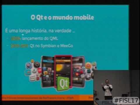 Desenvolvendo Aplicações Android com Qt