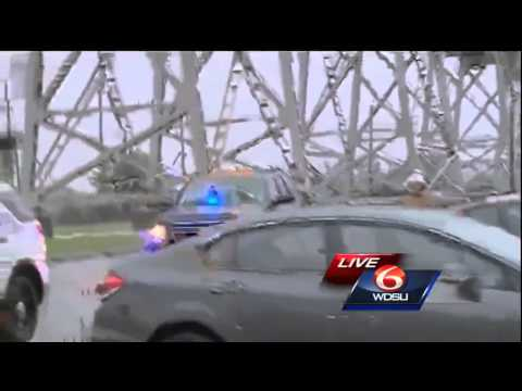 Rail cars from train in Elmwood topple during severe weather