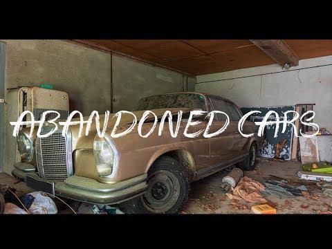 [URBEX] BEST OF ABANDONED CARS