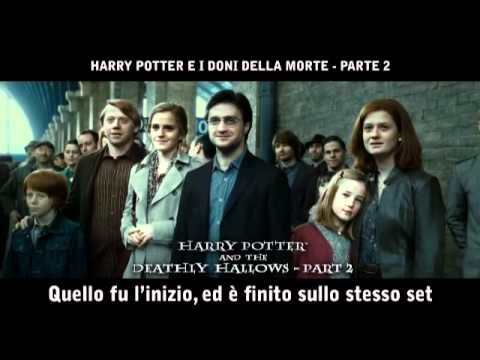 [SUB ITA] Le battute preferite dal Cast di Harry Potter