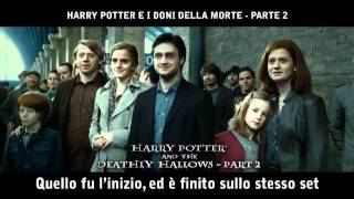 [SUB ITA] Le battute preferite dal Cast di Harry Potter