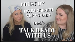 Talk ready with US | Intimbereich, Boobjob & mehr