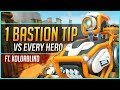 1 BASTION TIP for EVERY HERO ft. Kolorblind