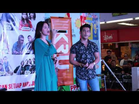 Bahtera Merdeka - Balqies ft. One Forteen LIVE di Kompleks PKNS Shah Alam