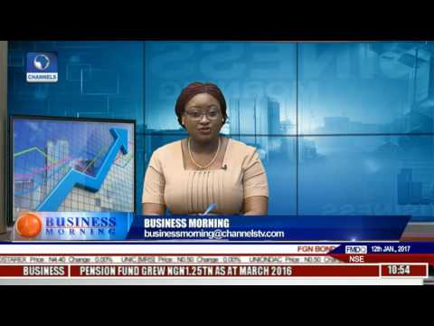 Business Morning: Equities Market Review 12/01/17