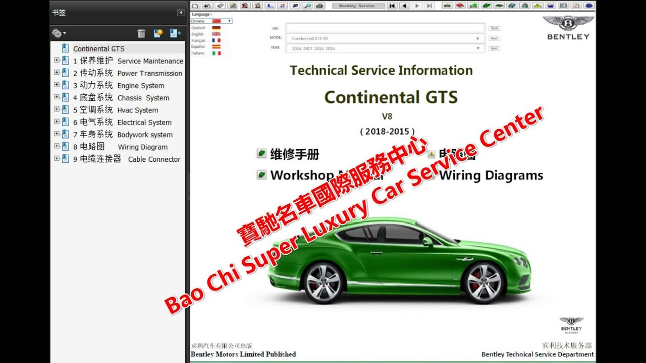 Mgb Wiring Diagram Bentley Schemes 2019 1999 Full Set Workshop Manuals Repair Rh Youtube Com Continental S1
