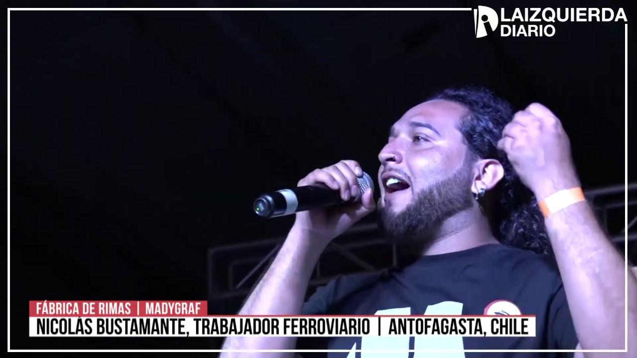 A Puro Rap Y Hip Hop Madygraf Realizó Festival En Apoyo A