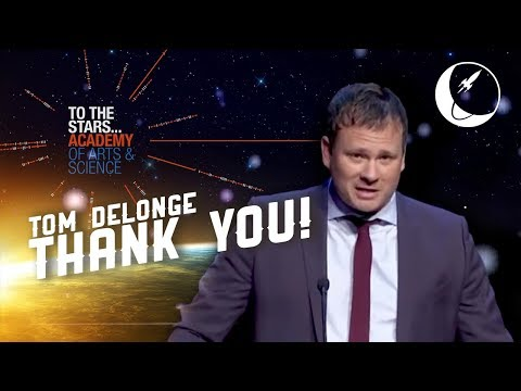 Tom Delonge — Thank You Message | Official UFO Videos | To The Stars... Academy of Arts & Science |
