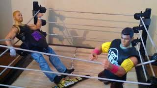 TNA 2K's Dan Lambert interrupts Josh Mathews Open Fight Night