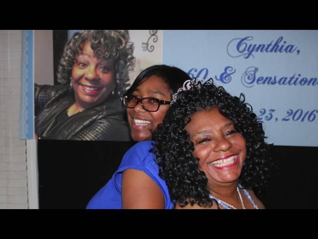Cynthias 60th Birthday Party
