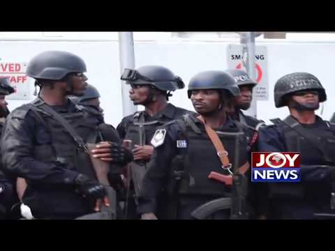 TERRORIST ATTACK IN GHANA: How prepared is Police-Military Joint operations