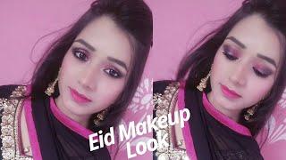 Eid Makeup Look || Jazz Beauty World