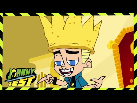 Johnny Test 611 - The Sands of Johnny / Abominable Johnny | Cartoon for Boys
