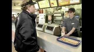 Svínasúpan - McDonalds