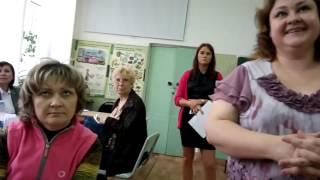 город Кинель праймериз Единой России в стенах Школы №9(45)